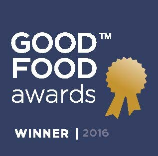 Fork in the Road Foods Honored with a Good Food Award