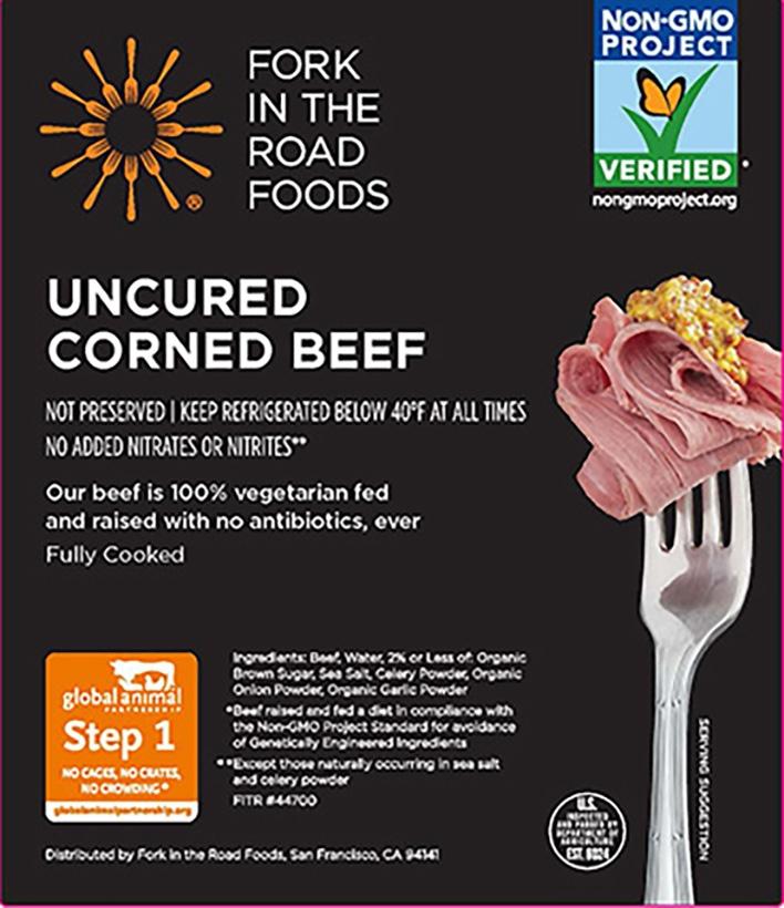 Uncured Corned Beef