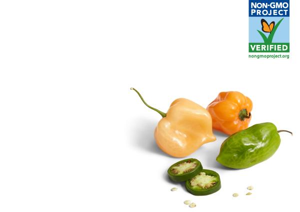 Spicy Heirloom Pepper Chicken Sausage